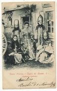 Types De Russie Caucase Arménie  Belles Femmes Phototypie Scherer Nabholz Moscou - Rusland
