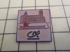 Pin811g Pin's Pins / Beau Et Rare / BANQUES : CREDIT AGRICOLE PECHEUR A LA LIGNE - Banks