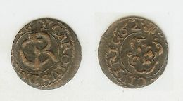 City Of Riga (Latvia): Solidus / Schilling 1662 Swedish Occupation Charles XI King Of Sweden - Lettland