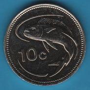 MALTA 10 CENTS 2005 KM# 96 ANIMAL - Malta