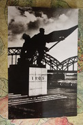 USSR. Postcard. Riga. Monument To The Heroes Of 13 January 1905 - Rare Edition 1950s - Lithuania