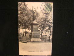 A-200 / Allemagne Rhénanie-du-Nord-Westphalie  -  Luedenscheid,  Krieger-Denkmal / Circulé 1912 - Langenfeld