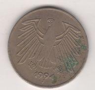 5 MARK 1994 J  FAKE GERMANY - 5 Mark