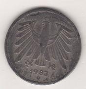 5 MARK 1983 D  FAKE GERMANY - 5 Mark