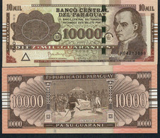 PARAGUAY P224f ? 10.000 = 10000 Guaranies 2015 H.  Unc. - Paraguay
