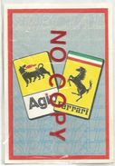 Ferrari, Figurina Special N. 2 Formulissima Agip. - Automobilismo - F1