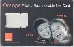 PHILIPPINES -  GSM & S*SIM ***  ORANGE - CARD *** - Philippines