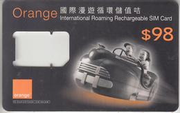 HONG KONG -  GSM & S*SIM ***  ORANGE - CARD *** - Hong Kong