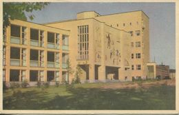 Helsinki - Suomal. Kauppakorkeakoulu 1957 (002565) - Finnland