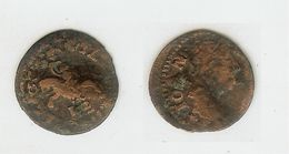 Grand Duchy Of Lithuania: Solidus / Schilling 1666 TLB Giovanni Casimiro II (1649-1668) - Var. - Litauen