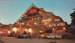 SIERRA DE CORDOBA. LA CMBRE, CASINO HOTEL, VISTA NOCTURNA. EDICOLOR, MACCHI -ARGENTINE-BLEUP - Hotel's & Restaurants