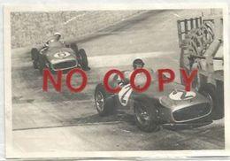 Fangio E Moss Su Mercedes, Figurina N. 6 Formulissima Agip. - Automobilismo - F1