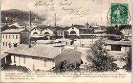 30 - TAMARIS -- Alais - Usine  Des Agglomérées R. B..... - Autres Communes