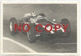 Brabham J. Su Cooper, Figurina N. 8 Formulissima Agip. - Automobilismo - F1