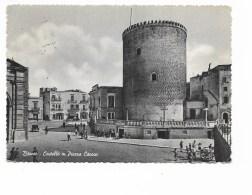 BITONTO - CASTELLO IN PIAZZA CAVOUR  VIAGGIATA FG - Bari