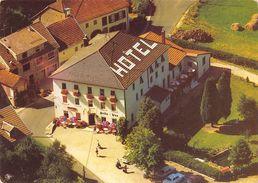CPSM 67 SAULXURE HOTEL RESTAURANT BELLE VUE   Grand Format 15 X 10,5 - Frankreich