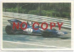 Stewart J. Su Tyrrell, Figurina N. 15 Formulissima Agip. - Automobilismo - F1