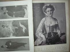 L'ILLUSTRATION 3348 LE SALON 27 Avril 1907 24 Pages Non Foliotées - Journaux - Quotidiens