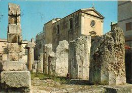 SIRACUSA - Tempio Di Apollo E Chiesa Di San Paolo - Siracusa