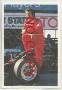 Andretti Mario, Figurina 20 Formulissima Agip. - Automobilismo - F1