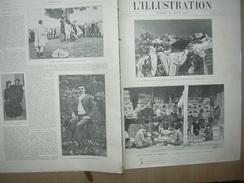 L'ILLUSTRATION N° 3157 MACEDOINE/ MONASTERES KARPATHES/ PAPE PIE X/ CHALUTIERS/ ARMEE SUISSE /  29 Aout 1903 - Journaux - Quotidiens