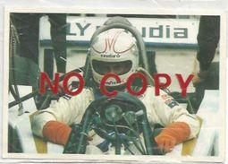 Jones A. Su Williams, Figurina 23 Formulissima Agip. - Automobilismo - F1
