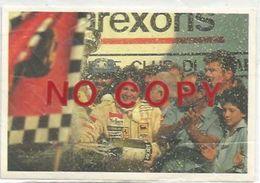 Ferrari, Figurina 26 Formulissima Agip, G. Villeneuve. - Automobilismo - F1