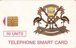 Uganda - Telecom Logo 50 Un. - UGA-13 - Uganda