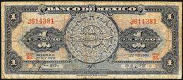 Messico/Mexico/Mexique: 1 Peso - Messico