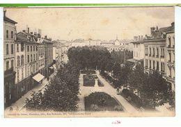 CPA-69-1904-VILLEFRANCHE-sur-SAÔNE-SQUARE ETIENNE-POULET-MAGASINS - Villefranche-sur-Saone
