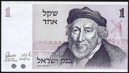 Israele/Israël/Israel: 1 Shekel - Israele