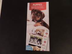 """Belgique - Carnet """"Puppies"""" - Carnets 1953-...."""
