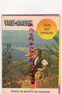 OREGON USA- SAWYER' S INC- PORTLAND-DEPLIANT VIEW MASTER- IMAGES EN RELIEF- STEREOSCOPE-PROJECTEUR-1961 - Etats-Unis
