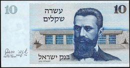 Israele/Israël/Israel: 10 Shekels - Israele