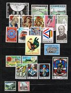 Lot Belg 1969 Postfris - Ongebruikt