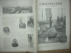 L'ILLUSTRATION N° 3213 ROI SERBIE/ MANCHOURIE/ MACEDOINE/ PORT ARTHUR/LYCEE LAKANAL/  24 Septembre 1904 - Journaux - Quotidiens