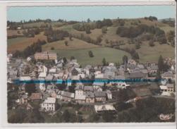 CPSM Grand Format - EGLISENEUVE EGLISE NEUVE D'ENTRAIGUES - Vue Aérienne - Route D'Espinchal - France