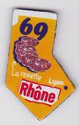 Magnet Le Gaulois - Rhône 69 - Magnets