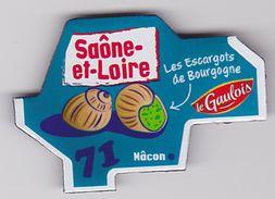 Magnet Le Gaulois - Saône-et-Loire 71 - Magnets