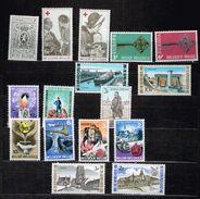 Lot Belg 1968 Postfris ** - Ongebruikt