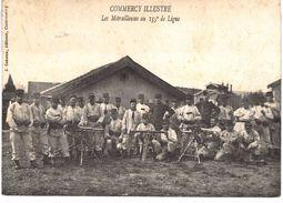 Carte Postale Ancienne De COMMERCY - Commercy