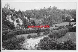 50 - Environs Ducey - Carte Photo -vallée Du Lait (sélune) Immergé,habitation, Vieux Pont - Ttb - - Autres Communes