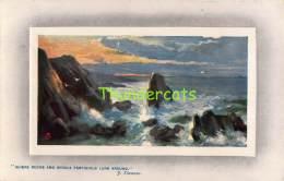 CPA RAPHAEL TUCK ROUGH SEAS 9758 - Tuck, Raphael