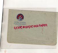 75- PARIS- RARE PAPIER COURRIER LETTRE HOTEL LUTETIA -43 BD. RASPAIL -SQUARE DU BON MARCHE - Old Professions