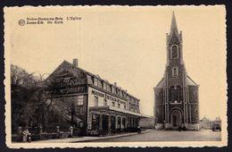 NOTRE DAME AU BOIS - JESUS EIK --- De Kerk - Maison Stas Frères - Overijse