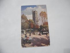 CARTOLINA POST CARD THE TOUR SAINT-JACQUES-RAPHAEL TUCK & SONS OLLETTE - Cartoline