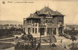 BELGIQUE - FLANDRE ORIENTALE - RONSE - RENAIX - Le Château De M. Valère Carpentier. - Renaix - Ronse