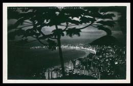 RIO DE JANEIRO - Noite De Copacabana ( Ed.Wessel)  Carte Postale - Rio De Janeiro
