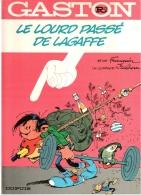 GASTON LAGAFFE R5 Le Lourd Passé De Lagaffe EO 1986 - Editions Originales (langue Française)