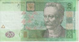 Ukraine - 20 Hryvnia 2005 - Ukraine